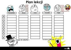 Plan lekcji dla szlachty - Plan lekcji dla szlachty World's First Biodegradable Phone Case daily planner daily schedule daily page undated planner 100 Days Of Productivity, School Timetable, English Teaching Resources, School Planner, Everything And Nothing, Bullet Journal Inspiration, Me Me Me Anime, Biodegradable Products, Lesson Plans