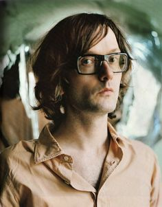 Jarvis Cocker looking suspiciously like Ed Byrne