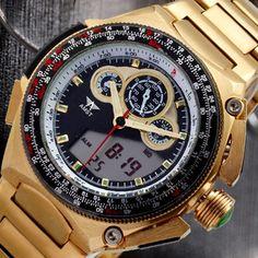 $47.38 (Buy here: https://alitems.com/g/1e8d114494ebda23ff8b16525dc3e8/?i=5&ulp=https%3A%2F%2Fwww.aliexpress.com%2Fitem%2F2016-New-Luxury-Brand-Watches-Men-Quartz-LED-Fashion-Military-Casual-Sports-Watch-Luxury-Brand-Relogio%2F32652331850.html ) 2016 New Luxury Brand clock Watches Men  LED screen Fashion Military Casual Sports Watch Luxury Brand Relogio Wristwatches Gift for just $47.38