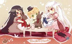 Alice's Tea party by ~Niaems on deviantART