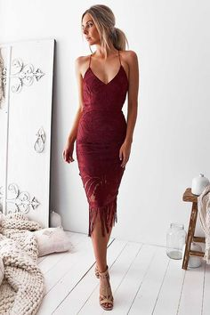 Look incredible in the Rivers Midi Dress - Mauve! Lace Up Back Dress, Lace Midi Dress, Dress Backs, The Dress, Prom Party Dresses, Homecoming Dresses, Sexy Dresses, Dress Prom, Summer Dresses