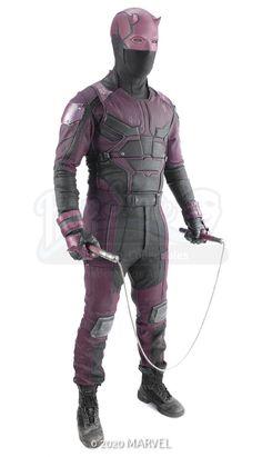 Daredevil Billy Club, Daredevil Suit, Daredevil Cosplay, Defenders Marvel, Punisher Marvel, Marvel Heroes, Marvel Television, Armor Concept, Concept Art