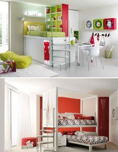 Kids' Rooms Rule: 32 Creative