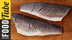 How to Fillet a Seabass | Jamie Oliver