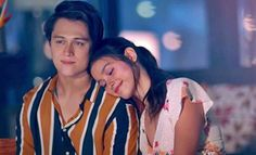 """""""Sundot Ilong"""" video of Liza Soberano together with her reel and real life boyfriend Enrique Gil went viral on social media. Enrique Gil, Cute Couples Goals, Couple Goals, Liza Soberano No Make Up, Otp, Falling In Love, Real Life, Lisa, Boyfriend"""