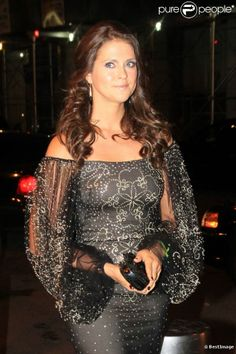 Princess Madeleine at gala dinner in NYC, Oct. 2012