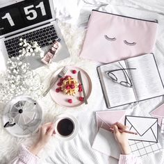 all pink pastel beautiful flatlay  flatlay tips | flatlay ideas | flatlay inspiration | flatlay in bed | flatlay tips and ideas | instagram flatlay