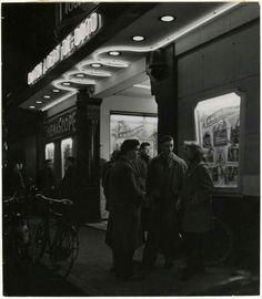 Bioscoop Flora 1956