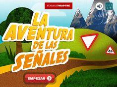 Educación Vial: cuatro juegos para niños de 6 a 11 años