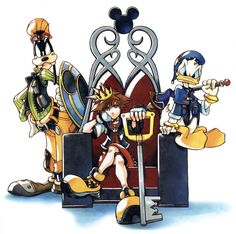 The Iconic Final Fantasy Art Of Tetsuya Nomura