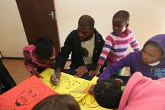 US #basketballwithoutborders #ChrisPaul @cp3 helps kids - Africa http://on.nba.com/1WQSqpn  #onpointbasketball #luxury