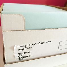 Attention fellow greeting card sellers  stationers  paper goods designers!  I am GIVING AWAY this box of French Paper A6 sno-cone color envelopes. It was a box of 250 and I've used less than 20 of them  don't have any use for them going forward. If you're interested or if you know a designer who might be interested please comment  tag them or DM me your email or mailing address and I'll ship them to you at no cost! I honestly just want them to be used and they're taking up needed storage…
