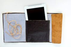 DIY iPad Case   Claire Zinnecker for Camille Styles