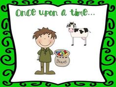 First Grade Fairy Tales Literacy Unit - Jack and The Beanstalk