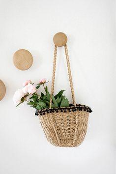 Un panier pour l'été ! - Moodfeather : Blog lifestyle, DIY, tendances, inspiration, décoration, food, voyage