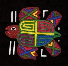 turtle mola art.