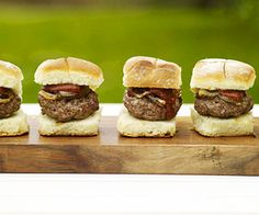 Chipotle Mini Burgers #myplate #beef #gameday