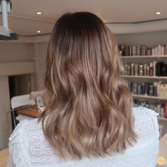 Source by katygerdt Brown Blonde Hair, Brunette Hair, Blonde Honey, Beige Hair, Bronde Hair, Balayage Hair, Bad Hair, Hair Day, Cheveux Beiges