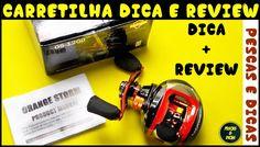 Dica de Carretilha de Pesca e Review [Pescas e Dicas]