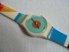Nab Light  LW118 Swatch Watch