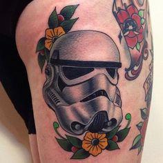 stormtrooper star wars tattoo-38
