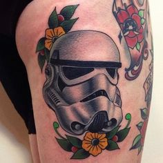 stormtrooper star wars tattoo-38