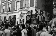 Notting Hill Carnival 1975