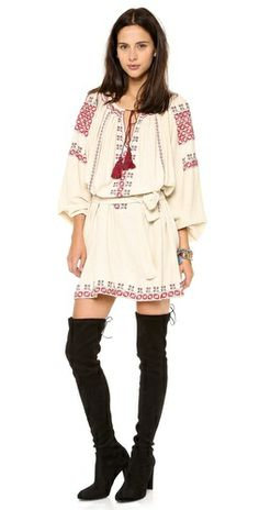 My Romanian mother would love this! Mes Demoiselles Felicia #Dress