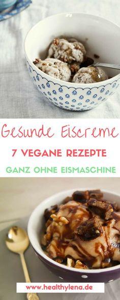 Gesundes Kürbis-Eis u2013 vegane Pumpkin Spice Ice Cream Vegans - meine vegane küche