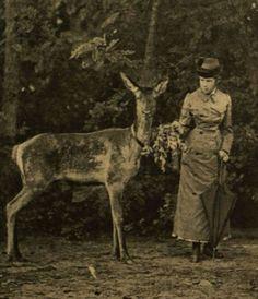 Marie Valerie (Daughter of Elisabeth) in Gödöllő