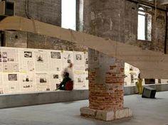 Pabellón de España en la Bienal de Venecia de Arquitectura www.quepintamosenelmundo.com