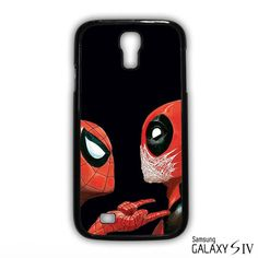 SpiderMan and DeadPool AR for Samsung Galaxy S3/4/5/6/6 Edge/6 Edge Plus phonecases