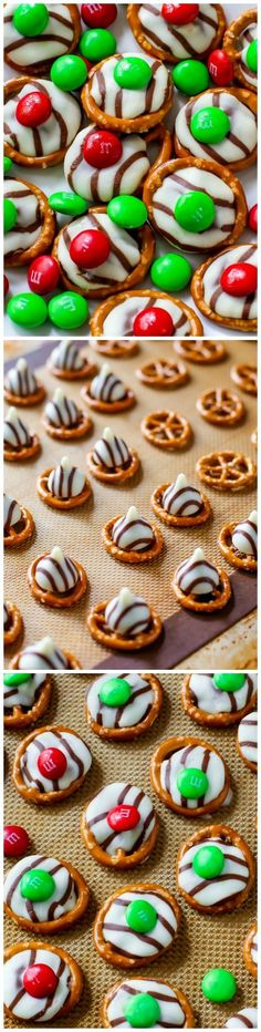 HOLIDAY BOARD: Pretzel Hugs - Sallys Baking Addiction