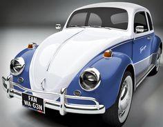 Fanwagen Facebook Car by Volkswagen | HYPENOTICE.COM | HYPENOTICE.COM