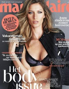 Marie Claire Netherlands July 2014 Cover (Marie Claire Netherlands)