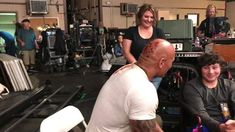 Aaaaaaaand The Rock invited me to meet him, but now that he's in front of me, I will become totally shy, smile and not say a word 😂😂. This is my special guest Miracles for Marik and his lovely mama, Kelii. Marik has been placed on hospice care and fighting cancer like a real warrior and meeti...