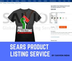 Saivion India provide Sears product listing services for all major Sears marketplace models. We provide best quality services to our clients. Tools And Toys, Data Entry, Image Editing, Product Description, India, Models, Clothes For Women, Mens Tops, Shirts