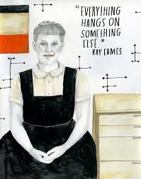 Image result for ray eames