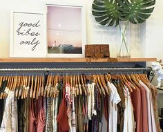 The alternative to shopping at SouthPark or Carolina Place Mall is boutique shopping. However,whenever I attempt to boutique hop, I either…
