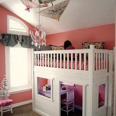 Resultado de imagem para cute room ideas kids