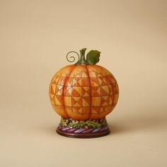 Pumpkin by Jim Shore
