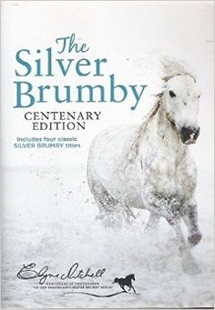 journey-and-destination: The Silver Brumby by Elyne Mitchell (1913-2002)