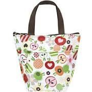 Thirty-One Gifts Cool Bag / Lunch Box - Apple Blossom Design: Amazon.co.uk: Kitchen & Home