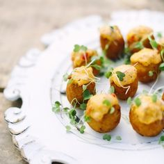 Perfect Plate Catering Shoot Stuffed Potatoes, Pimento Cheese, Catering Ideas, Food Photography Styling, Canapes, Grubs, Antipasto, Food Presentation, Recipe Of The Day