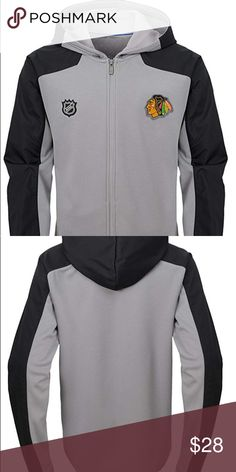 Tops, Shirts & T-shirts Black 100% Original Inventive Reebok Nhl Youth Dallas Stars Long Sleeve Team Logo Tee