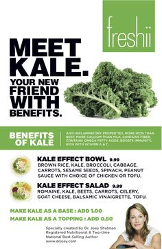 Founded in Toronto in 2005 by Matthew Corrin, Freshii is the type of fast food that is actually good for you!!! When are they going to come to Montreal?!?!