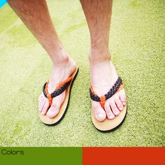 Two-color 2013 bootjacks personalized Men flip flops slippers fashionable casual men's slippers $10.79