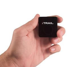 Introducing the SleuthGear iTrail. A passive GPS logger, simply place the small iTrail unit wherever you like - your car, child's backpack, virtually Gps Tracking Device, Tracking App, Car Tracker, Spy Gear, Data Logger, Gps Navigation, Cool Gadgets, Apple Tv, Just In Case