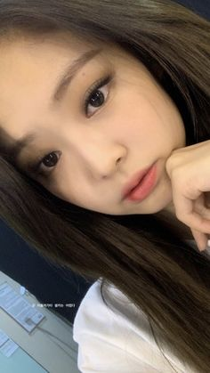 - jennie discovered by 맨디 on We Heart It Kim Jennie, South Korean Girls, Korean Girl Groups, Blackpink Photos, Blackpink Fashion, Blackpink Jisoo, K Pop, Girl Crushes, Kpop Girls