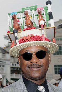 2fff4b4a8bc Friday s Lunchtime Hot Clicks  A History of Kentucky Derby Hats